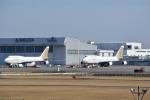トロピカルさんが、成田国際空港で撮影したアトラス航空 747-481の航空フォト(写真)