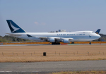 雲霧さんが、成田国際空港で撮影したキャセイパシフィック航空 747-467F/ER/SCDの航空フォト(写真)