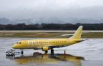 よんすけさんが、静岡空港で撮影したフジドリームエアラインズ ERJ-170-200 (ERJ-175STD)の航空フォト(写真)