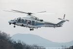 tabi0329さんが、長崎空港で撮影した海上保安庁 AW139の航空フォト(写真)