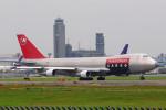 banshee02さんが、成田国際空港で撮影したノースウエスト航空 747-251F/SCDの航空フォト(写真)
