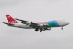 banshee02さんが、成田国際空港で撮影したノースウエスト航空 747-222B(SF)の航空フォト(写真)