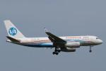 banshee02さんが、成田国際空港で撮影したウラジオストク航空 Tu-204-300の航空フォト(写真)