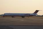 神宮寺ももさんが、高知空港で撮影した遠東航空 MD-83 (DC-9-83)の航空フォト(写真)