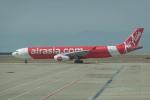 pringlesさんが、中部国際空港で撮影したタイ・エアアジア・エックス A330-343Xの航空フォト(写真)