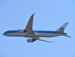 空が大好き!さんが、関西国際空港で撮影したKLMオランダ航空 787-9の航空フォト(写真)