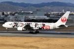 アイトムさんが、伊丹空港で撮影した日本航空 767-346/ERの航空フォト(写真)