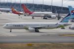 空が大好き!さんが、関西国際空港で撮影したエアプサン A321-231の航空フォト(写真)