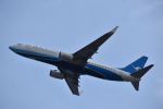 空が大好き!さんが、関西国際空港で撮影した厦門航空 737-85Cの航空フォト(写真)