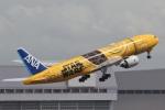 camelliaさんが、羽田空港で撮影した全日空 777-281/ERの航空フォト(写真)