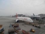 hachiさんが、香港国際空港で撮影したエア・インディア 787-8 Dreamlinerの航空フォト(写真)
