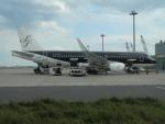 hachiさんが、羽田空港で撮影したスターフライヤー A320-214の航空フォト(写真)