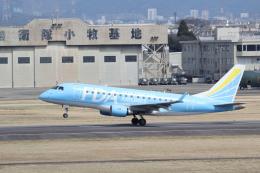 ANA744Foreverさんが、名古屋飛行場で撮影したフジドリームエアラインズ ERJ-170-100 (ERJ-170STD)の航空フォト(写真)
