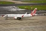 garrettさんが、シドニー国際空港で撮影したヴァージン・オーストラリア 737-8FEの航空フォト(写真)