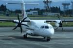 kuro2059さんが、鹿児島空港で撮影した日本エアコミューター ATR-42-600の航空フォト(写真)