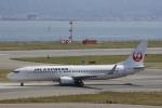 hiroki-JA8674さんが、関西国際空港で撮影した日本航空 737-846の航空フォト(写真)
