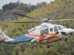 ランチパッドさんが、静岡ヘリポートで撮影した三井物産エアロスペース AW139の航空フォト(写真)