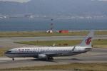 hiroki-JA8674さんが、関西国際空港で撮影した中国国際航空 737-89Lの航空フォト(写真)