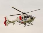 さんぜんさんが、済生会宇都宮病院で撮影した本田航空 EC135P2+の航空フォト(写真)