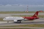 hiroki-JA8674さんが、関西国際空港で撮影した深圳航空 A320-214の航空フォト(写真)