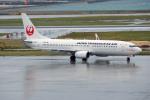 apphgさんが、那覇空港で撮影した日本トランスオーシャン航空 737-8Q3の航空フォト(写真)