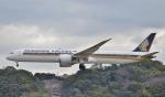 鉄バスさんが、福岡空港で撮影したシンガポール航空 787-10の航空フォト(写真)
