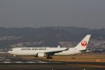 hiroki-JA8674さんが、伊丹空港で撮影した日本航空 767-346/ERの航空フォト(飛行機 写真・画像)