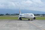 kuro2059さんが、鹿児島空港で撮影した日本航空 767-346/ERの航空フォト(写真)