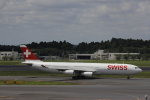 hiroki-JA8674さんが、成田国際空港で撮影したスイスインターナショナルエアラインズ A340-313Xの航空フォト(写真)