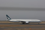 hiroki-JA8674さんが、中部国際空港で撮影したキャセイパシフィック航空 777-367の航空フォト(飛行機 写真・画像)