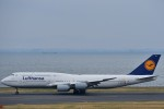 kozikoziさんが、羽田空港で撮影したルフトハンザドイツ航空 747-830の航空フォト(写真)