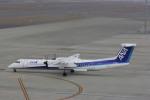 hiroki-JA8674さんが、中部国際空港で撮影したANAウイングス DHC-8-402Q Dash 8の航空フォト(写真)