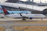 HEATHROWさんが、関西国際空港で撮影したデルタ航空 767-332/ERの航空フォト(写真)
