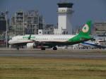 えすぷりさんが、松山空港で撮影したエバー航空 A321-211の航空フォト(写真)
