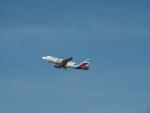 hana父さんが、ドレスデン空港で撮影したユーロウイングス A319-132の航空フォト(写真)