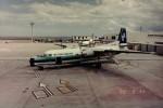 ヒロリンさんが、オークランド空港で撮影したニュージーランド航空 F27-500F Friendshipの航空フォト(写真)