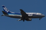 木人さんが、成田国際空港で撮影したANAウイングス 737-5L9の航空フォト(写真)