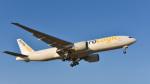 パンダさんが、成田国際空港で撮影したエアロ・ロジック 777-F6Nの航空フォト(写真)