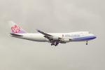 ted-k1967さんが、成田国際空港で撮影したチャイナエアライン 747-409F/SCDの航空フォト(写真)