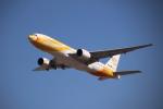 さもんほうさくさんが、成田国際空港で撮影したノックスクート 777-212/ERの航空フォト(写真)