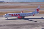 yabyanさんが、中部国際空港で撮影したタイ・ライオン・エア 737-8GPの航空フォト(写真)