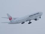 noshi2さんが、新千歳空港で撮影した日本航空 777-289の航空フォト(写真)