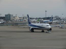 カップメーンさんが、成田国際空港で撮影した全日空 767-381/ERの航空フォト(写真)