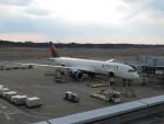 カップメーンさんが、成田国際空港で撮影したデルタ航空 A350-941XWBの航空フォト(写真)
