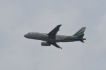 たっしーさんが、香港国際空港で撮影したランメイ・エアラインズ A319-131の航空フォト(写真)