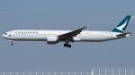 pinama9873さんが、中部国際空港で撮影したキャセイパシフィック航空 777-367の航空フォト(写真)