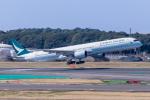 Y-Kenzoさんが、成田国際空港で撮影したキャセイパシフィック航空 A350-1041の航空フォト(写真)
