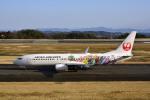 Gambardierさんが、岡山空港で撮影した日本航空 737-846の航空フォト(写真)