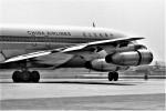 ハミングバードさんが、名古屋飛行場で撮影したチャイナエアライン 707-309Cの航空フォト(写真)