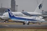 飛行機ゆうちゃんさんが、成田国際空港で撮影したANAウイングス 737-54Kの航空フォト(写真)